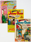 Silver Age (1956-1969):Superhero, Superman's Pal Jimmy Olsen Group of 16 (DC, 1955-60) Condition: Average VG.... (Total: 16 Comic Books)