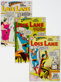 Silver Age (1956-1969):Superhero, Superman's Girlfriend Lois Lane Group of 11 (DC, 1958-60) Condition: Average VG.... (Total: 11 Comic Books)