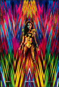 """Movie Posters:Action, Wonder Woman 1984 (Warner Bros., 2020). Rolled, Very Fine-. One Sheet (27"""" X 40"""") DS Advance. Action.. ..."""