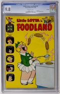 Silver Age (1956-1969):Humor, Little Lotta Foodland #3 (Harvey, 1964) CGC NM/MT 9.8 Off-white pages....