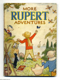 Books:Fine Press and Limited Editions, Alfred Bestall - More Rupert Adventures (The Daily Express, 1944).First appearing in the Daily Express on November 8, 1...