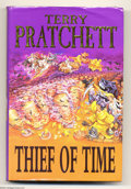 Books:Signed Editions, Books: Terry Pratchett Discworld Five Hardbacks (Various,1995-2003) Condition: Average VG. All novels in this group are U.... (Total: 5 items Item)