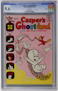 Bronze Age (1970-1979):Cartoon Character, Casper's Ghostland #57 File Copy (Harvey, 1970) CGC NM+ 9.6 Whitepages....