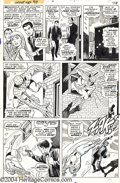 Original Comic Art:Panel Pages, John Romita Sr., Don Heck, and Mike Esposito - Amazing Spider-Man#59, page 15 Original Art (Marvel, 1968). Hold on to your ...