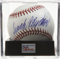 Autographs:Baseballs, Frank Robinson Single Signed Baseball Gem Mint PSA 10. A gorgeoussweet spot signature on the OML (Selig) baseball from the...