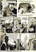 Original Comic Art:Panel Pages, Bernie Wrightson - Creepy #113 Original Art (Warren, 1979). Formany, Bernie Wrightson's work on the adaptation of H. P. Lov...