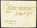 Connecticut Payment Certificate September 18, 1777 £2.7s.0d Very Fine-Extremely Fine