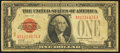 Small Size:Legal Tender Notes, Fr. 1500 $1 1928 Legal Tender Note. Very Good.. ...