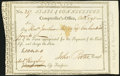 Colonial Notes:Connecticut, State of Connecticut Civil List October 1, 1795 About Uncirculated.. ...