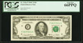 Fr. 2166-F $100 1969C Federal Reserve Note. PCGS Gem New 66PPQ