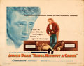 Movie Posters:Drama, Rebel Without a Cause (Warner Bros., 1955). Folded, Fine+....