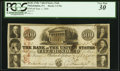 Philadelphia, PA- Bank of the United States (3rd) $500 Sep. 1, 1840 Haxby Unlisted PCGS Very Fine 30
