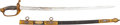 Edged Weapons:Swords, Horstmann & Sons Presentation Grade Model 1850 Foot Officers' Sword Presented to Medal of Honor Recipient Captain DeWitt Clint...