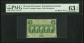 Fr. 1312 50¢ First Issue PMG Choice Uncirculated 63 EPQ