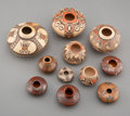 American Indian Art:Pottery, Eleven Southwest Pottery Jars... (Total: 11 )