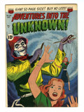 Golden Age (1938-1955):Horror, Adventures Into The Unknown #26 (ACG, 1951) Condition: FN+....