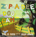 "Music Memorabilia:Recordings, Bob-B-Soxx and Blue Jeans ""Zip-A-Dee-Doo-Dah"" LP Philles 4002 Mono (1963)...."