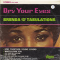 """Music Memorabilia:Recordings, Brenda and the Tabulations """"Dry Your Eyes"""" LP Dionn 2000 Stereo(1967)...."""