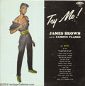 """Music Memorabilia:Recordings, James Brown and his Famous Flames """"Try Me"""" LP King 635 Mono(1959)...."""