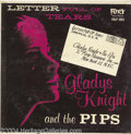"Music Memorabilia:Recordings, Gladys Knight and the Pips ""Letter Full of Tears"" LP Fury 1003 Mono(1962)...."