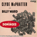 """Music Memorabilia:Recordings, """"Clyde McPhatter with Billy Ward and the Dominoes"""" LP King 559 Mono (1961)...."""