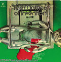 "Music Memorabilia:Recordings, Mothers of Invention ""Weasels Ripped My Flesh"" LP Reprise 2028Stereo (Germany 1970)...."