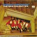 "Music Memorabilia:Recordings, New Colony Six ""Breakthrough"" LP Sentar 101 Mono (1966)...."