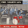 "Music Memorabilia:Recordings, Nightcaps ""Wine, Wine, Wine"" LP Vandan 8124 Mono (1961)...."