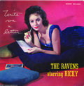 """Music Memorabilia:Recordings, The Ravens Featuring Ricky - """"Write Me a Letter"""" LP Regent MG6062...."""