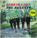 "Music Memorabilia:Recordings, Regents - ""Barbara-Ann"" LP Gee SG-706 Stereo...."