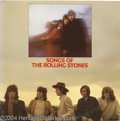 "Music Memorabilia:Recordings, Rolling Stones ""Song of the Rolling Stones"" Promo LP Abkco Stereo(1979)...."