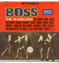 Music Memorabilia:Recordings, Rumblers - Boss LP Downey DLP S1001 Stereo (1963)....