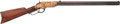 Long Guns:Lever Action, Inscribed Henry Lever Action Rifle to John W. Rush. ...