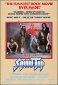 """Movie Posters:Rock and Roll, This is Spinal Tap (Embassy, 1984). Rolled, Very Fine+. One Sheet (27"""" X 39.5""""). Rock and Roll.. ..."""