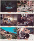 """Movie Posters:Documentary, The Mysterious Monsters & Other Lot (Sunn Classic, 1975). Overall: Fine/Very Fine. Mini Lobby Cards (15) (8"""" X 10"""") Alternat... (Total: 15 Items)"""