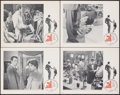 """Movie Posters:Exploitation, I Spit on Your Grave (Audubon, 1963). Very Fine+. Lobby Card Set of 4 (11"""" X 14""""). Exploitation.. ... (Total: 4 Items)"""