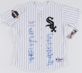 Autographs:Jerseys, 2005 Chicago White Sox - World Series Champs - Team Signed Jersey (28 Signatures). ...