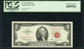 Small Size:Legal Tender Notes, Fr. 1513 $2 1963 Legal Tender Note. PCGS Superb Gem New 69PPQ.. ...