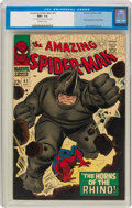 Silver Age (1956-1969):Superhero, The Amazing Spider-Man #41 (Marvel, 1966) CGC NM+ 9.6 Off-white pages....
