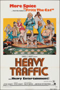 "Movie Posters:Animation, Heavy Traffic (American International, 1973). Folded, Very Fine-. One Sheet (27"" X 41""). Animation.. ..."