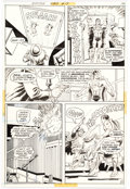 Original Comic Art:Panel Pages, Curt Swan and Murphy Anderson Action Comics #419 Story Page 12 Original Art (DC, 1972)...