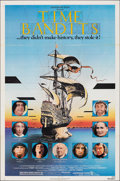 "Movie Posters:Fantasy, Time Bandits (Avco Embassy, 1981). Folded, Very Fine-. One Sheet (27"" X 41""). Fantasy.. ..."