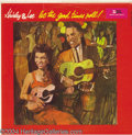 """Music Memorabilia:Recordings, Shirley & Lee """"Let the Good Times Roll"""" LP Imperial 9179A Mono(1962)...."""