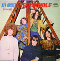 """Music Memorabilia:Recordings, Steppenwolf """"All About Steppenwolf"""" LP Ever Clean 8565 Stereo (Japan)...."""
