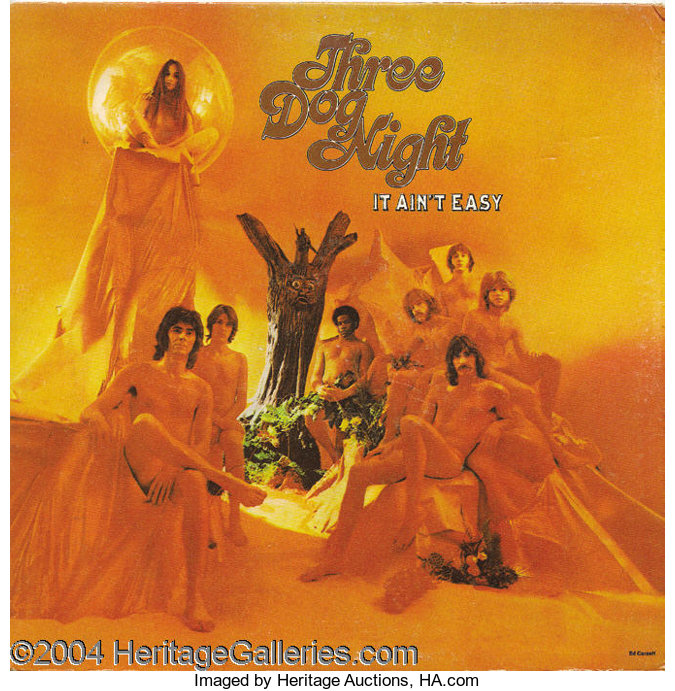 Three Dog Night It Ain T Easy Lp Dunhill 50078 Mono 1970 Lot 22296 Heritage Auctions
