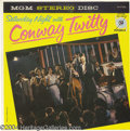 """Music Memorabilia:Recordings, """"Saturday Night With Conway Twitty"""" LP MGM 3786 Stereo (1960)...."""