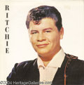 "Music Memorabilia:Recordings, Ritchie Valens ""Ritchie"" LP Del Fi 1206 Mono (1959)...."