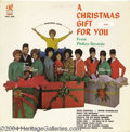 """Music Memorabilia:Recordings, Various Artists """"A Christmas Gift For You From Philles Records"""" Promo LP Philles 4005 Mono (1963)...."""
