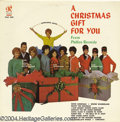 "Music Memorabilia:Recordings, Various Artists ""A Christmas Gift For You From Philles Records"" LP Philles 4005 Mono (1963)...."
