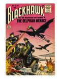 Golden Age (1938-1955):Science Fiction, Blackhawk #100 (Quality, 1956) Condition: FN+....